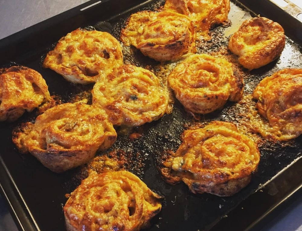 Pizzarulle – Recept som du lyckas med