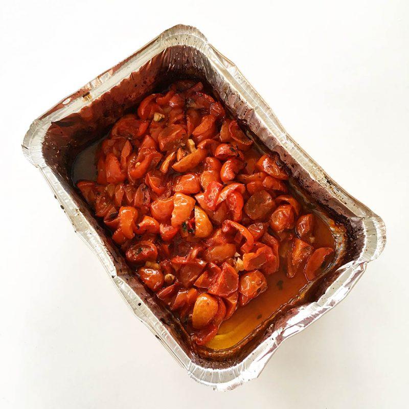 Grillad tomatkompott