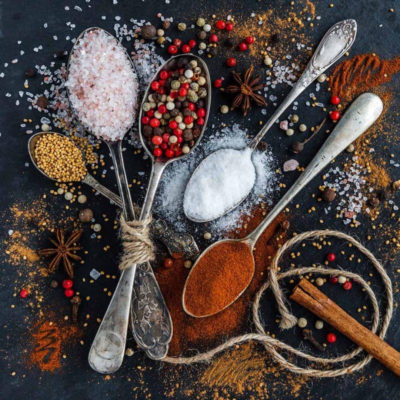 Kryddskolan del 1 - Hur mycket ska jag krydda?