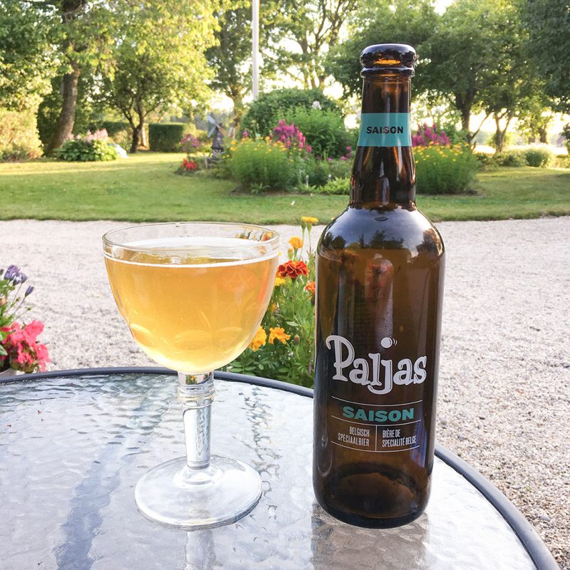 Paljas Saison - Smakar bättre än den doftar.