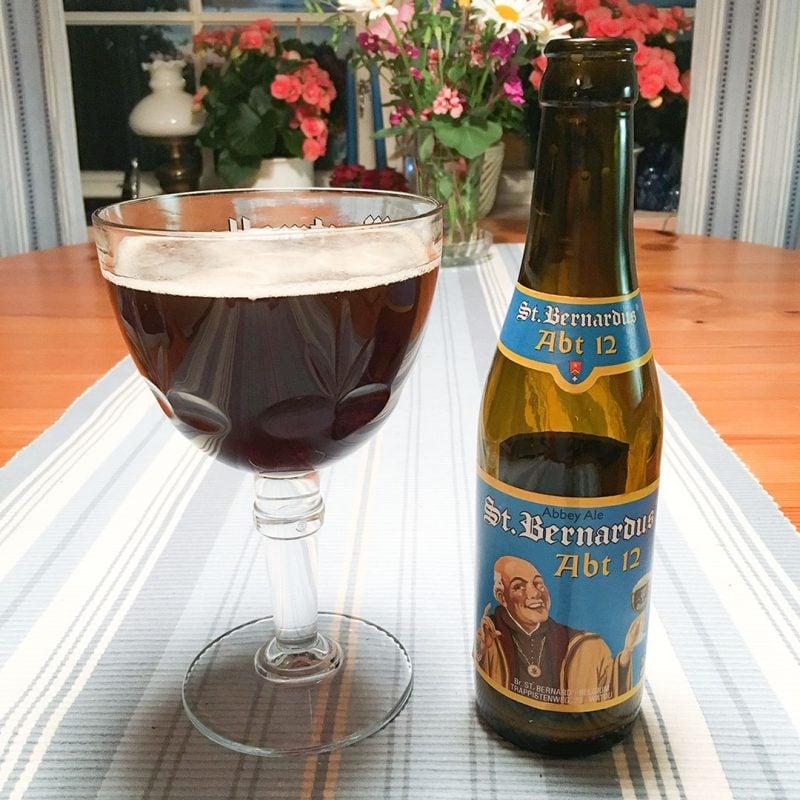 St. Bernardus Abt 12 - Belgiskt mästerverk.