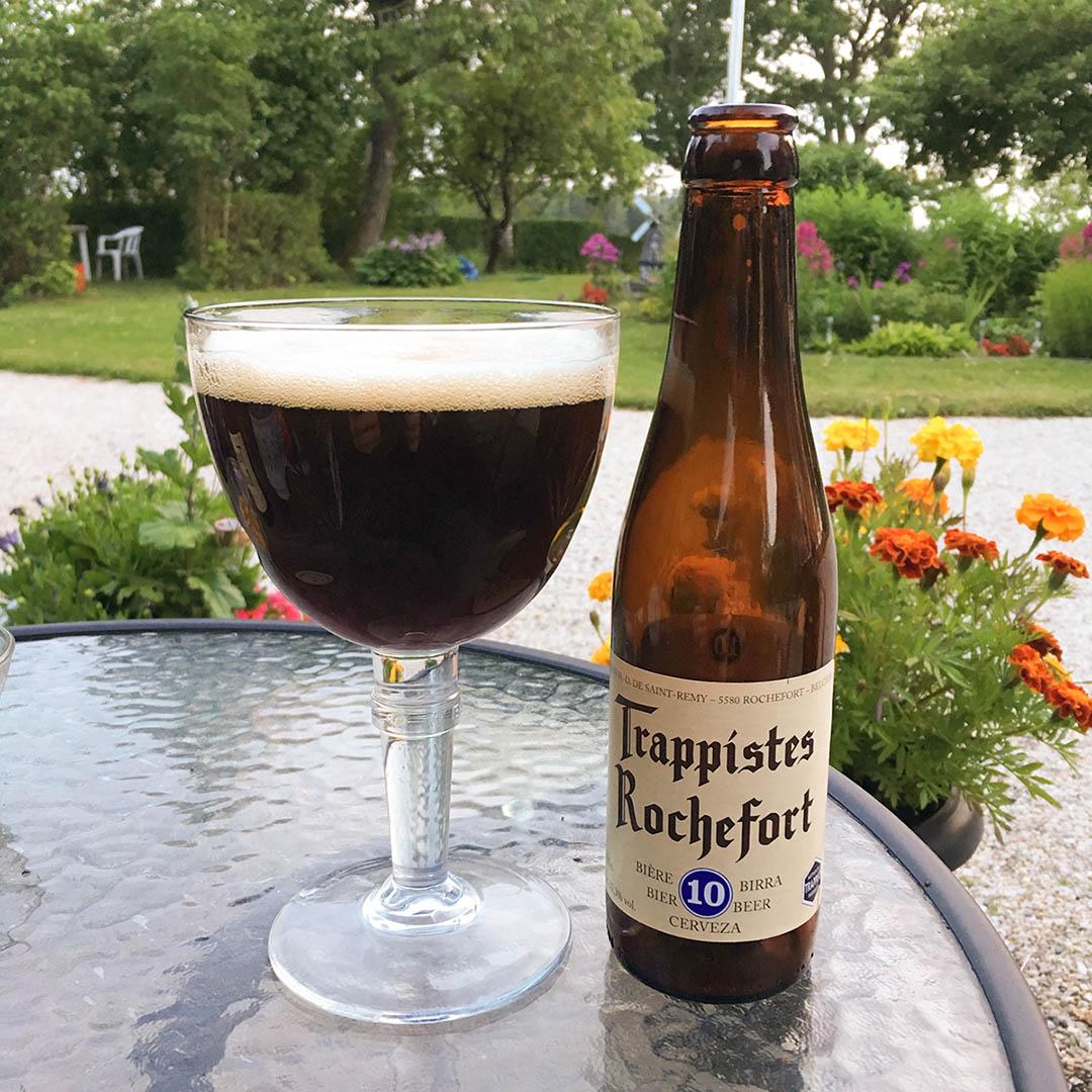 Trappistes Rochefort 10 - Ett mästerverk på flaska.