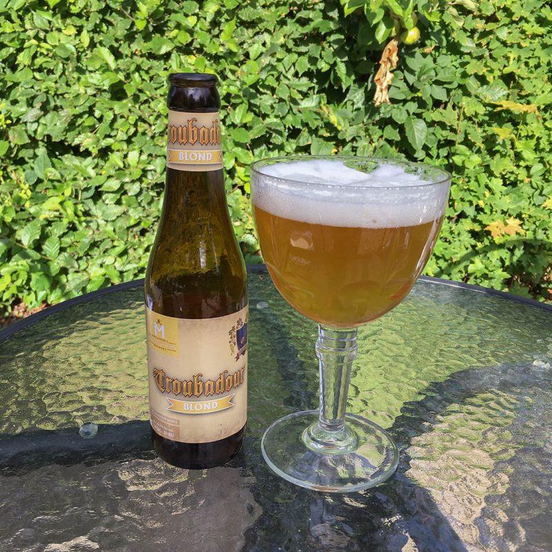 Troubadour blonde - Belgiens motsvarighet till Norrlands Guld.