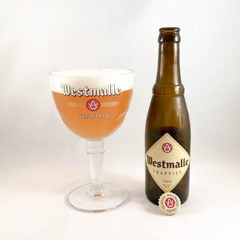 Westmalle Trappist Tripel - Välbalanserad god öl.