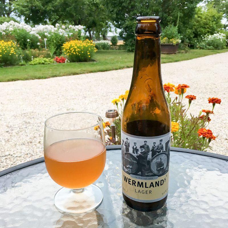 Wermlands lager från Wermlands Brygghus.