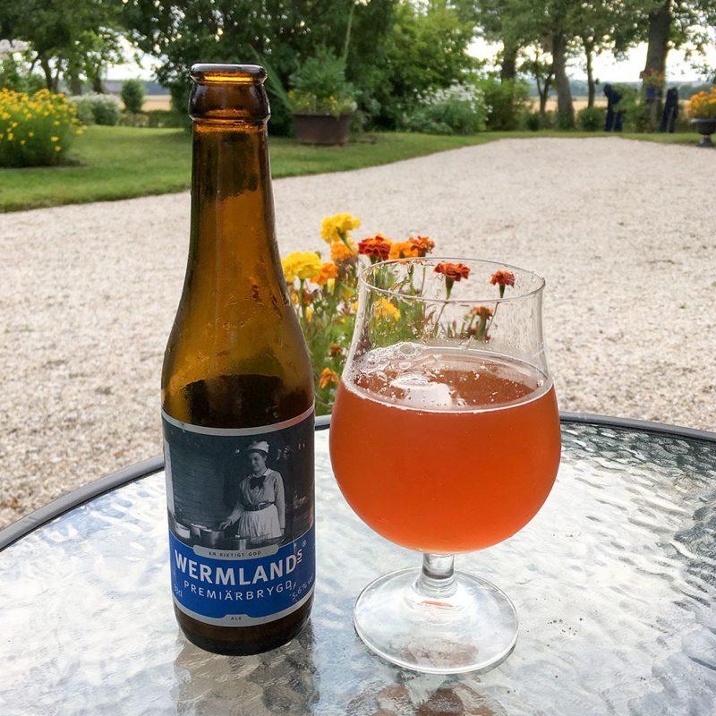 Wermlands Premiärbryggd är nej tack på flaska.