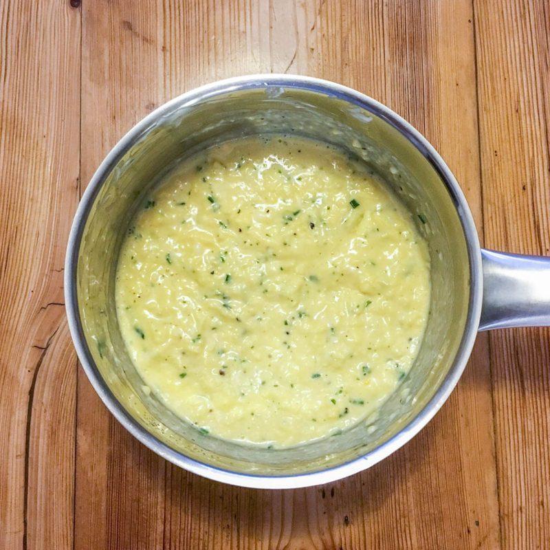 Äggröra - Recept på enkel god äggröra.