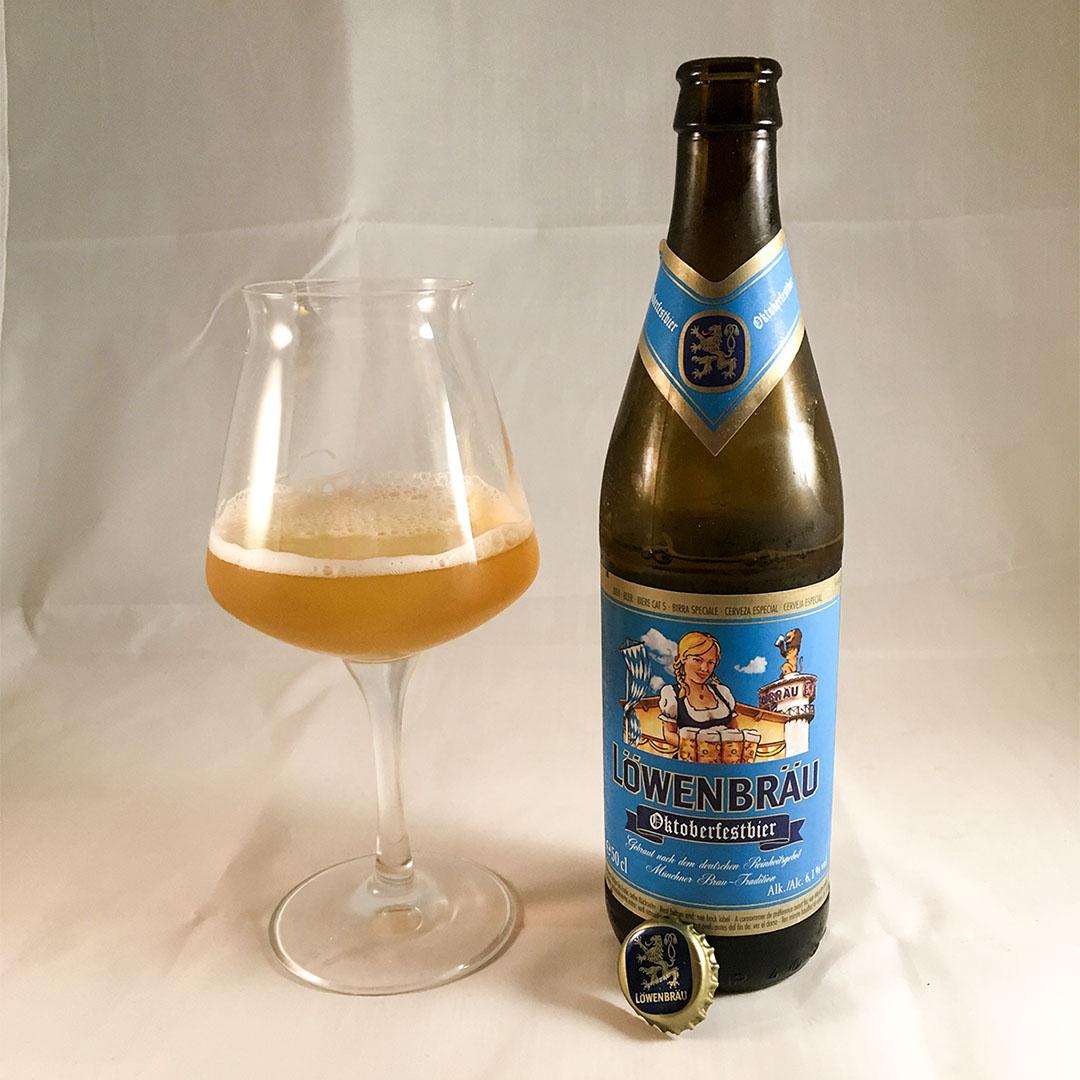 Löwenbräu Oktoberfestbier - En rätt så trevlig öl