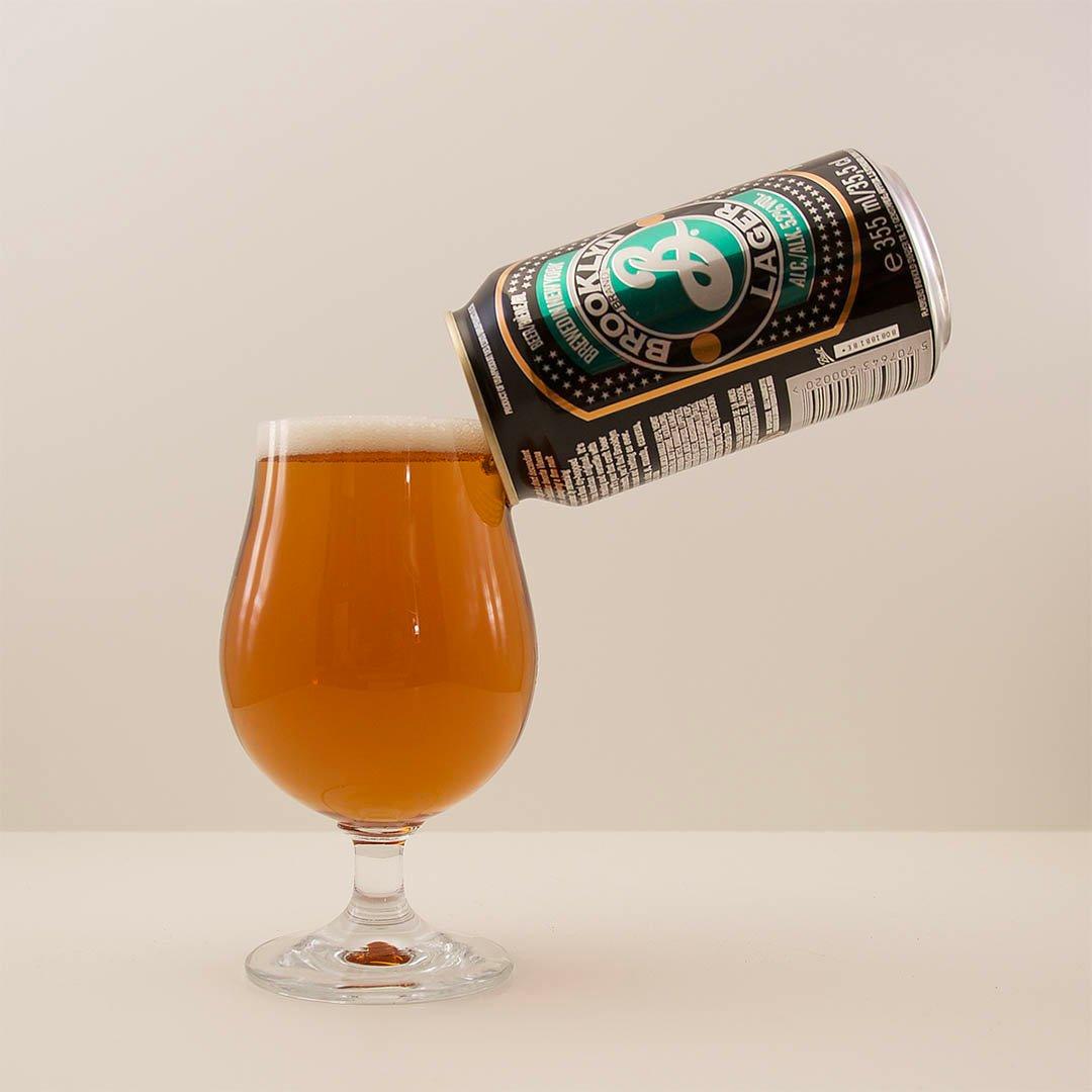 Brooklyn Lager - Stabil och välsmakande öl för alla tillfällen.