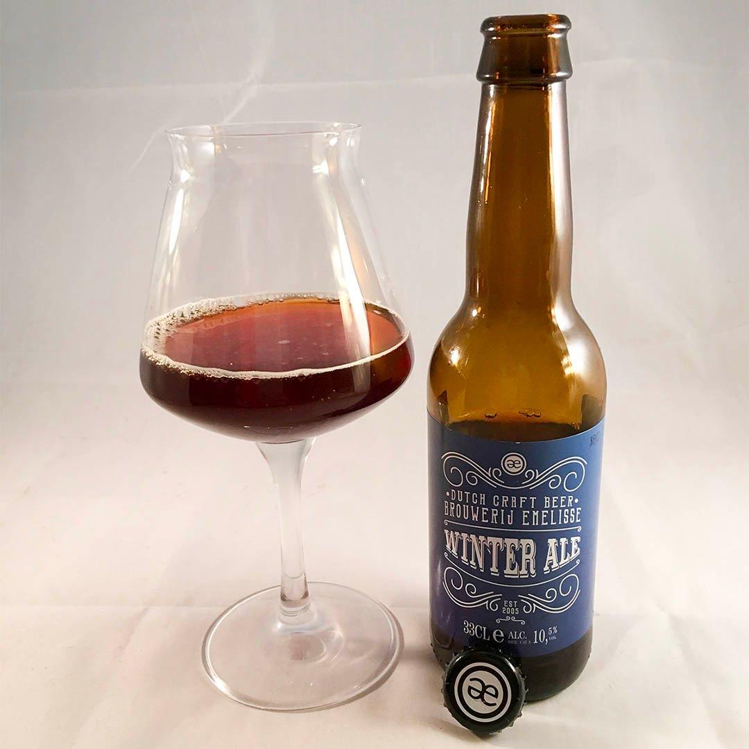 Emelisse Winter Ale - Julöl från Nederländerna.