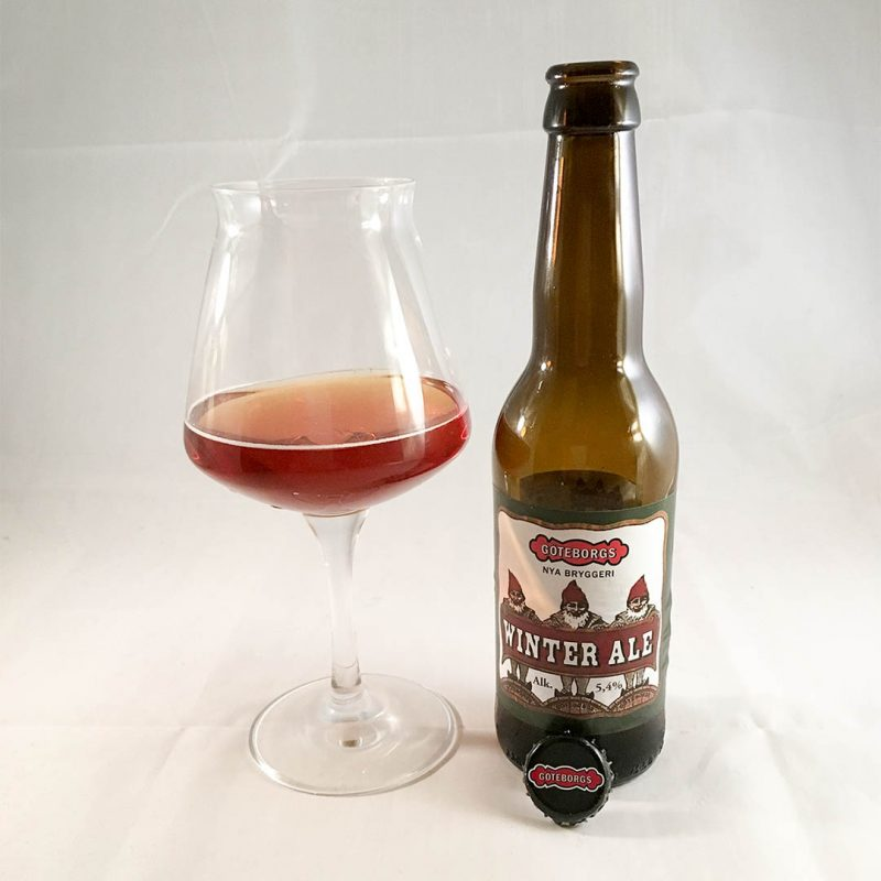 Göteborgs Winter Ale från Göteborgs Nya Bryggeri.