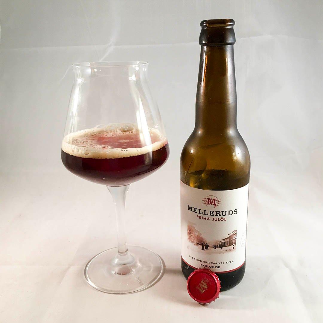 Melleruds Prima Julöl - En öl som inte är så prima.