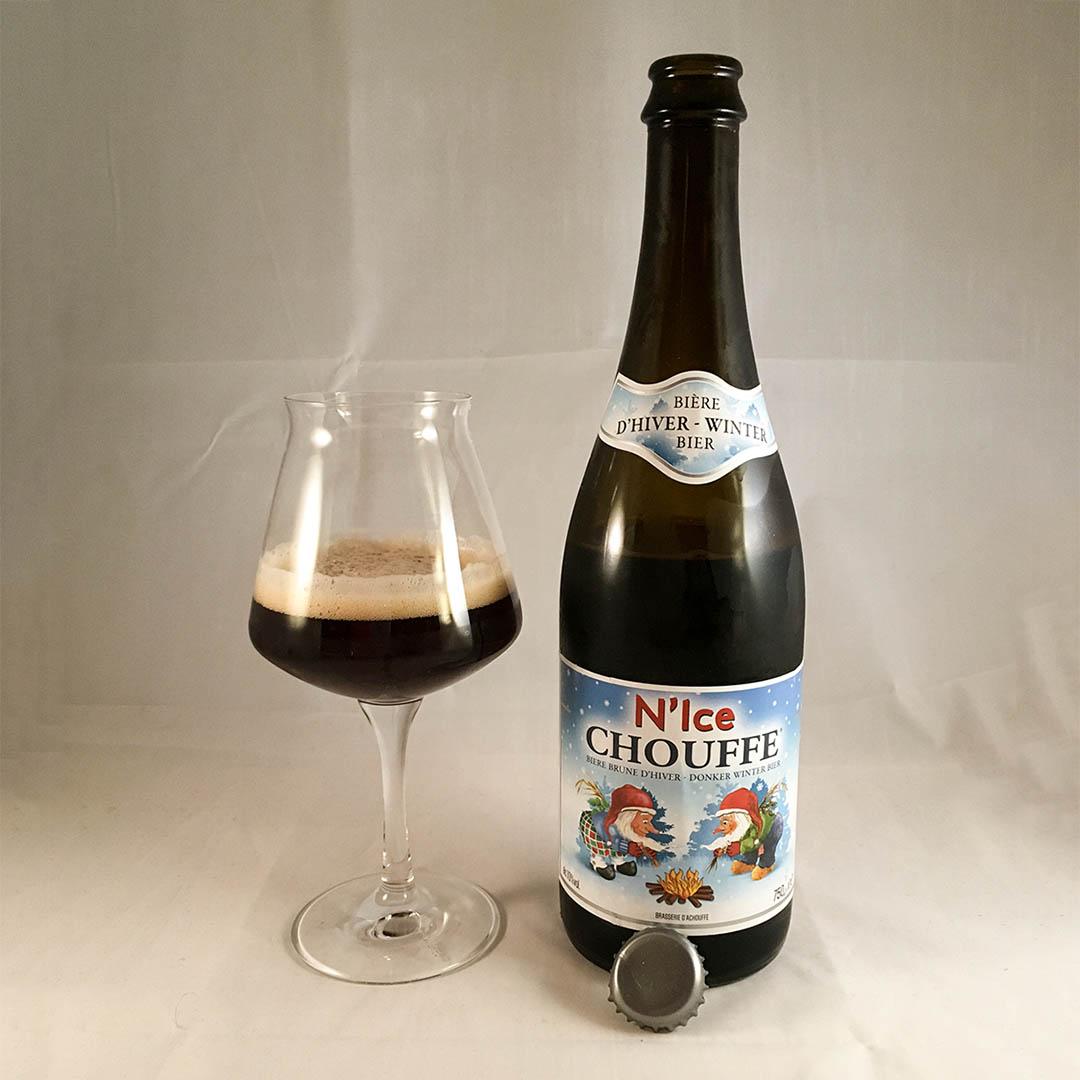 N'Ice Chouffe - En öl väl värd att dricka till jul!