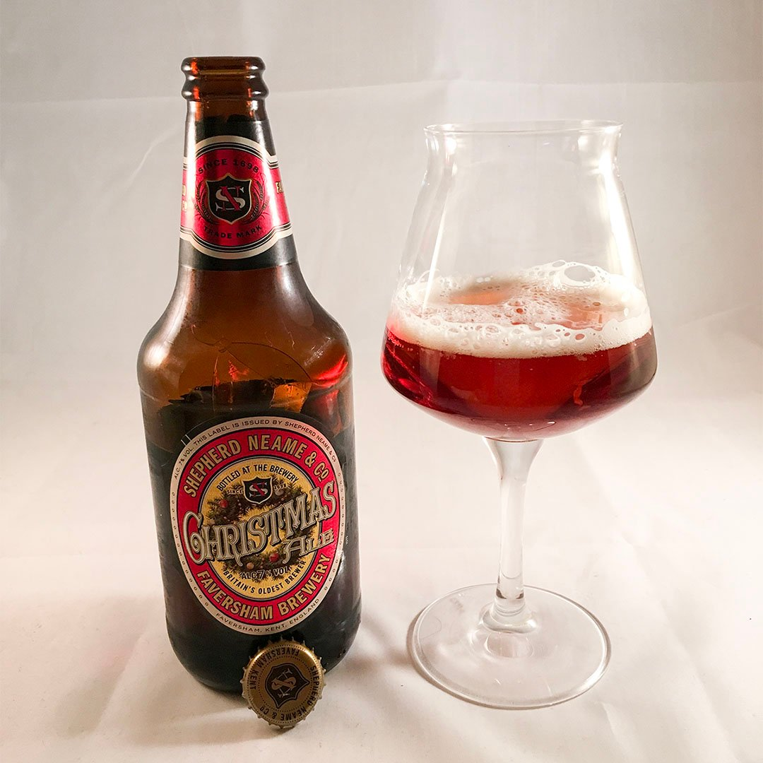Shepherd Neame Christmas Ale - En öl att avstå från köp.