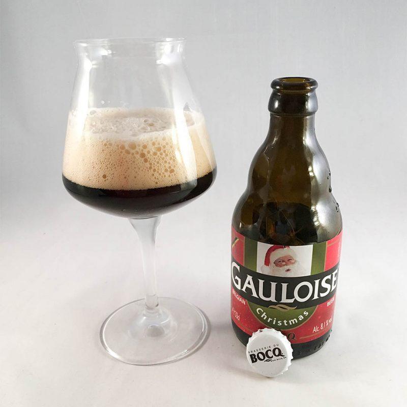 Du Bocq Gauloise Christmas - Väldoftande och smakrik julöl.