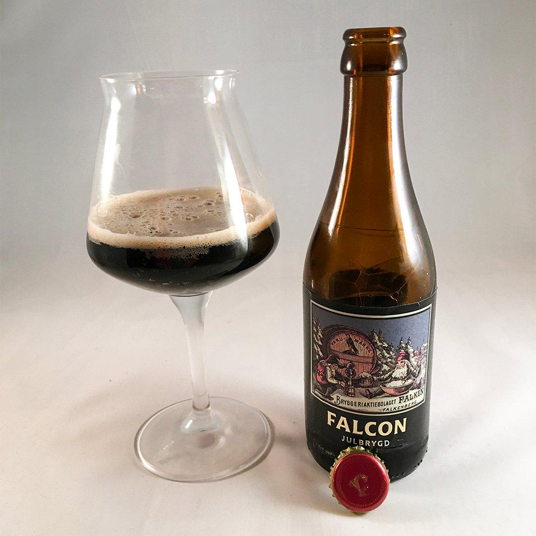Falcon Julöl eller Falcon Julbrygd - Vad är det som gäller egentligen?