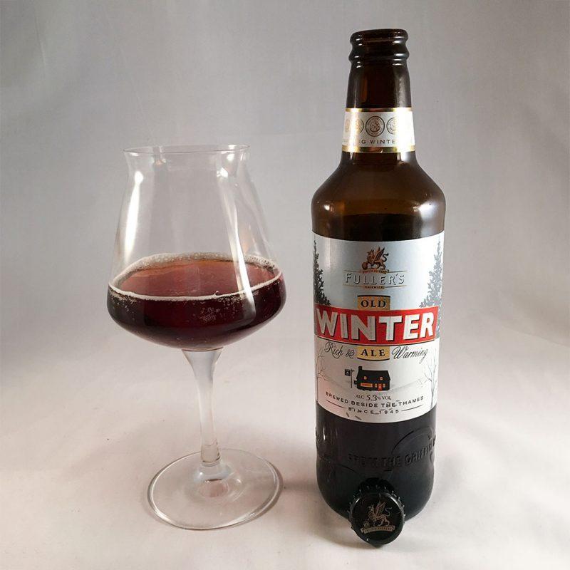 Fuller's Old Winter Ale - Stabil engelsk julöl.
