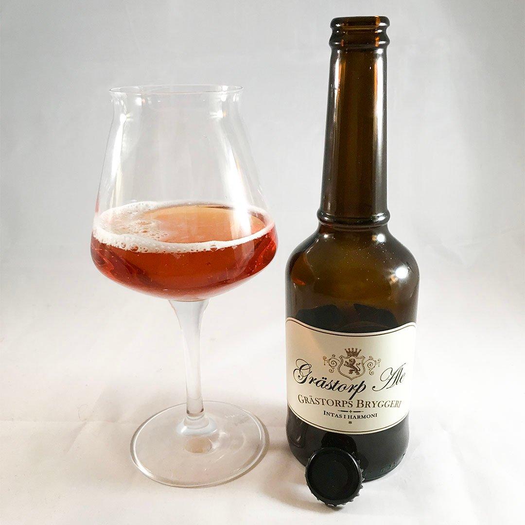 Grästorp Ale från Grästorps Bryggeri - En öl utan harmoni.