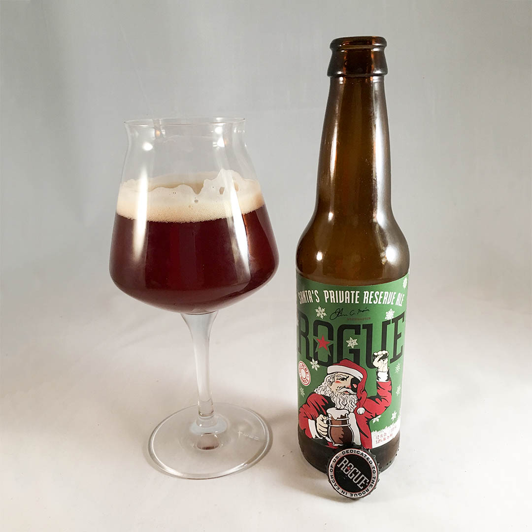 Rogue Santas Private Reserve - Historien om en revolution.