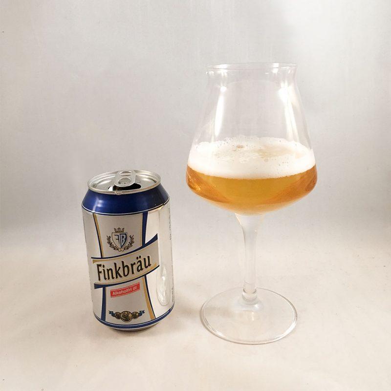 Finkbräu Alkoholfri - Tyskt alkoholfritt öl från Lidl. Hur den smakar ska du få reda på nu.