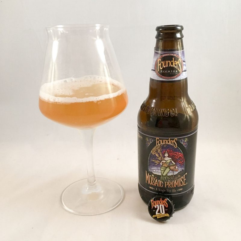 Founders Mosaic Promise.