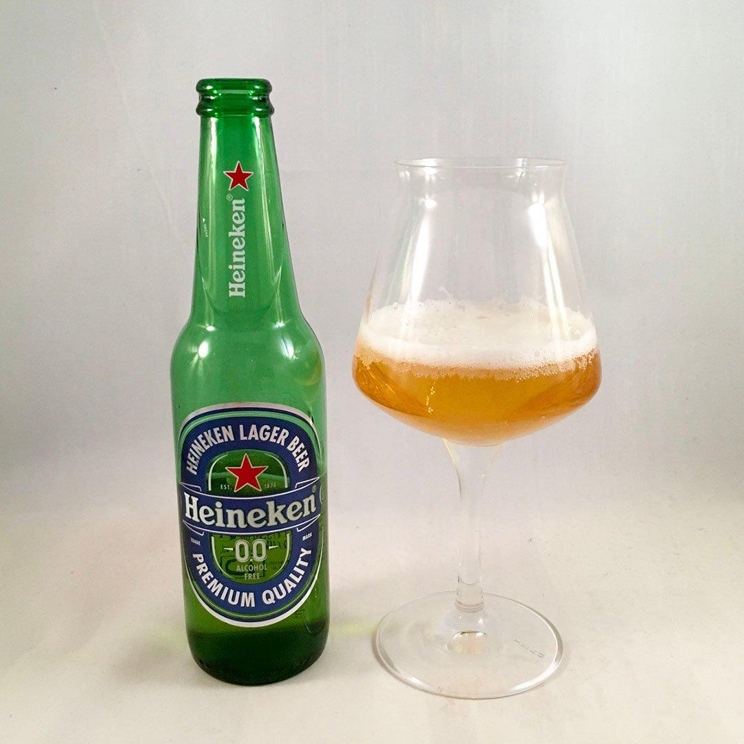 Heineken Alkoholfri har bättre smak än doft. Är den fortfarande en öl värd att köpa?