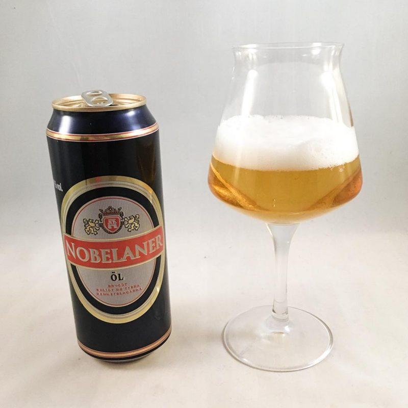 Nobelaner Öl 2,8% är en neutral öl som passar bäst till mat.