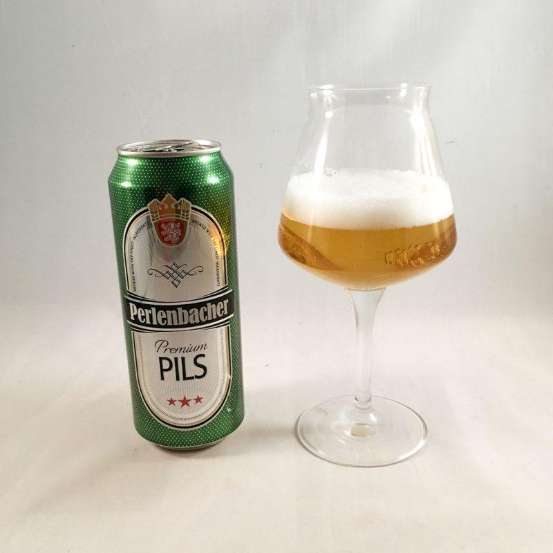 Perlenbacher Premium Pils från Lidl är ingen premium pilsner. Dessutom står det fel på burken.