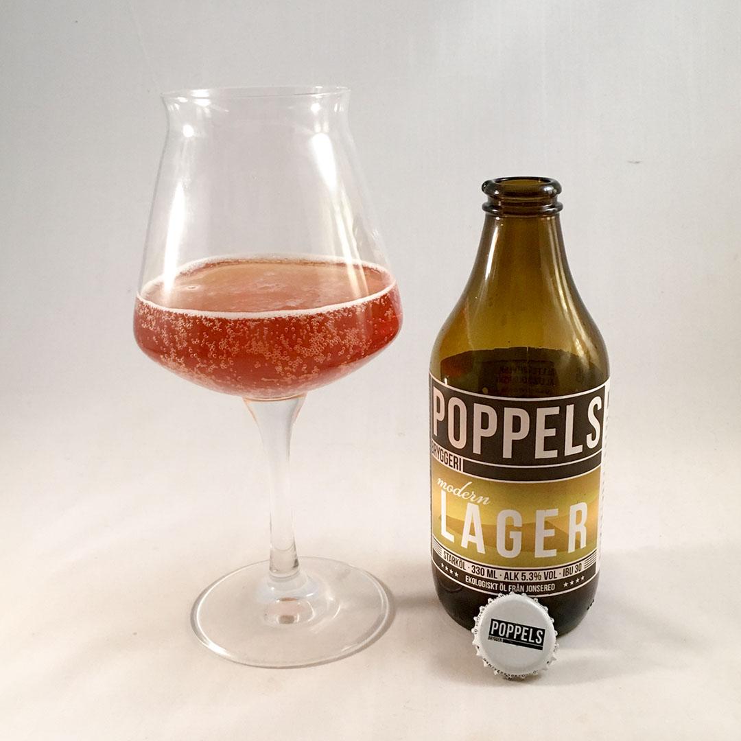 Poppels Modern Lager - Är det en modern lager?