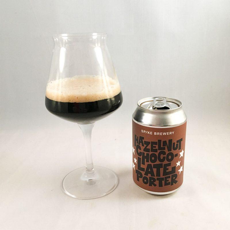 Spike Brewery Hazelnut Chocolate Porter - Intressant porter.