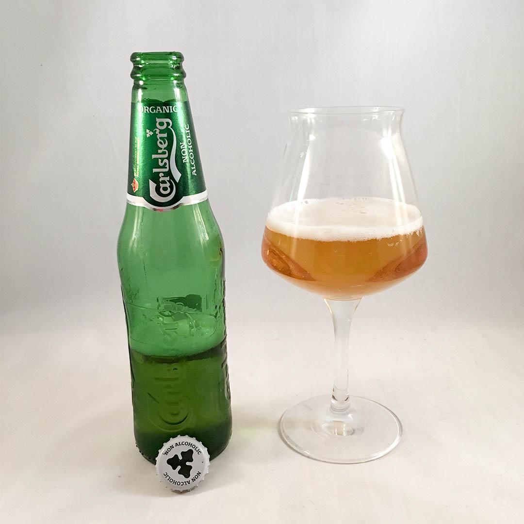 Carlsberg Non-Alcoholic krossar mina fördomar.