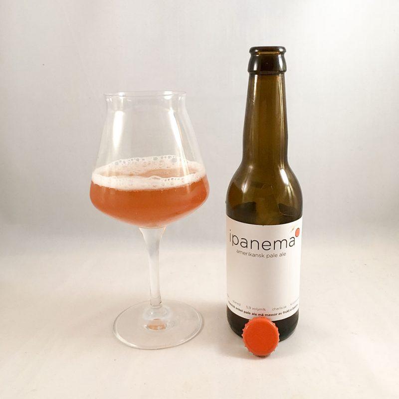 Charlis Ipanema är ölen med mycket mä.