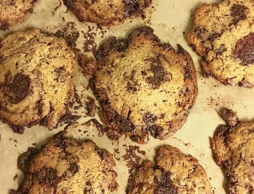 Chocolate chip cookies som DU lyckas med