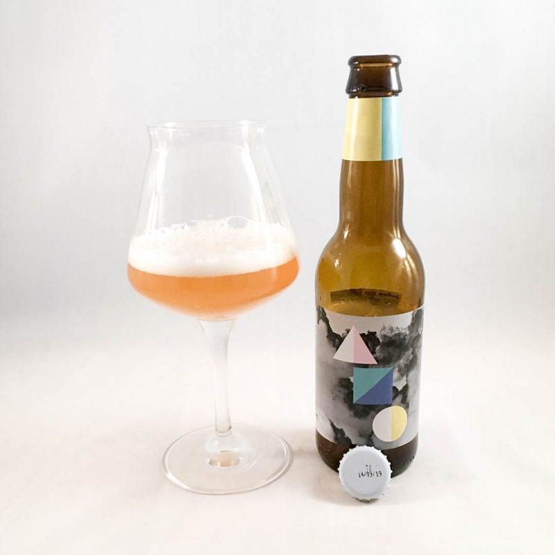 To Øl Berliner Vice är som att dricka en syrlig IPA.