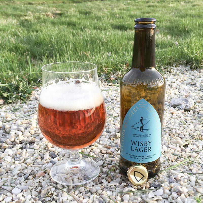 Wisby Lager från Gotlands Bryggeri är ölet som tagit över 20 år att skapa.