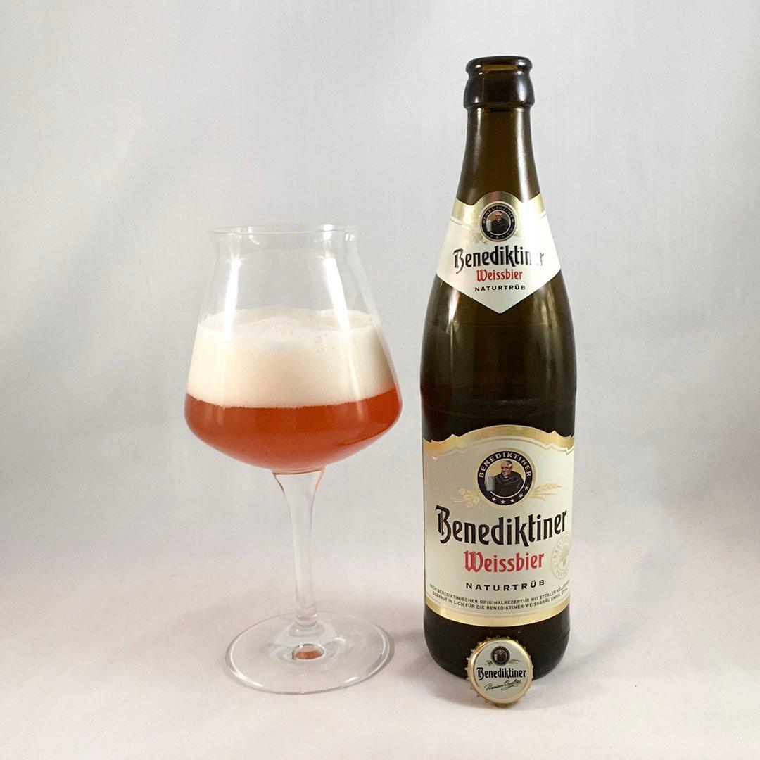 Benediktiner Weissbock är välsmakande veteöl som jag köper igen om tillfälle ges.