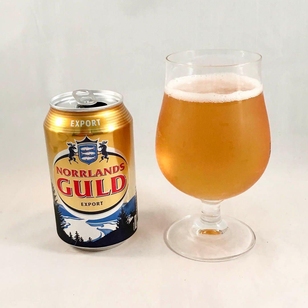 Norrlands Guld Export - Om du vill vara dig själv för en stund.