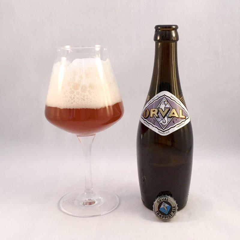 Orval Trappist Ale är ett trappistöl av stilen belgisk ale. Det är också kärlek på flaska.
