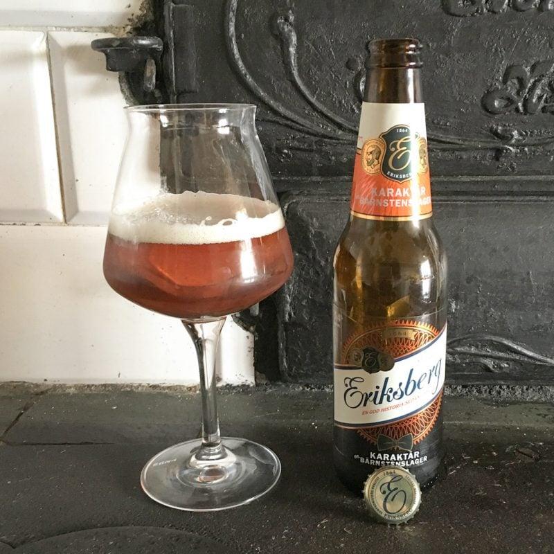 Eriksberg Karaktär är okej öl som saknar lite kropp.