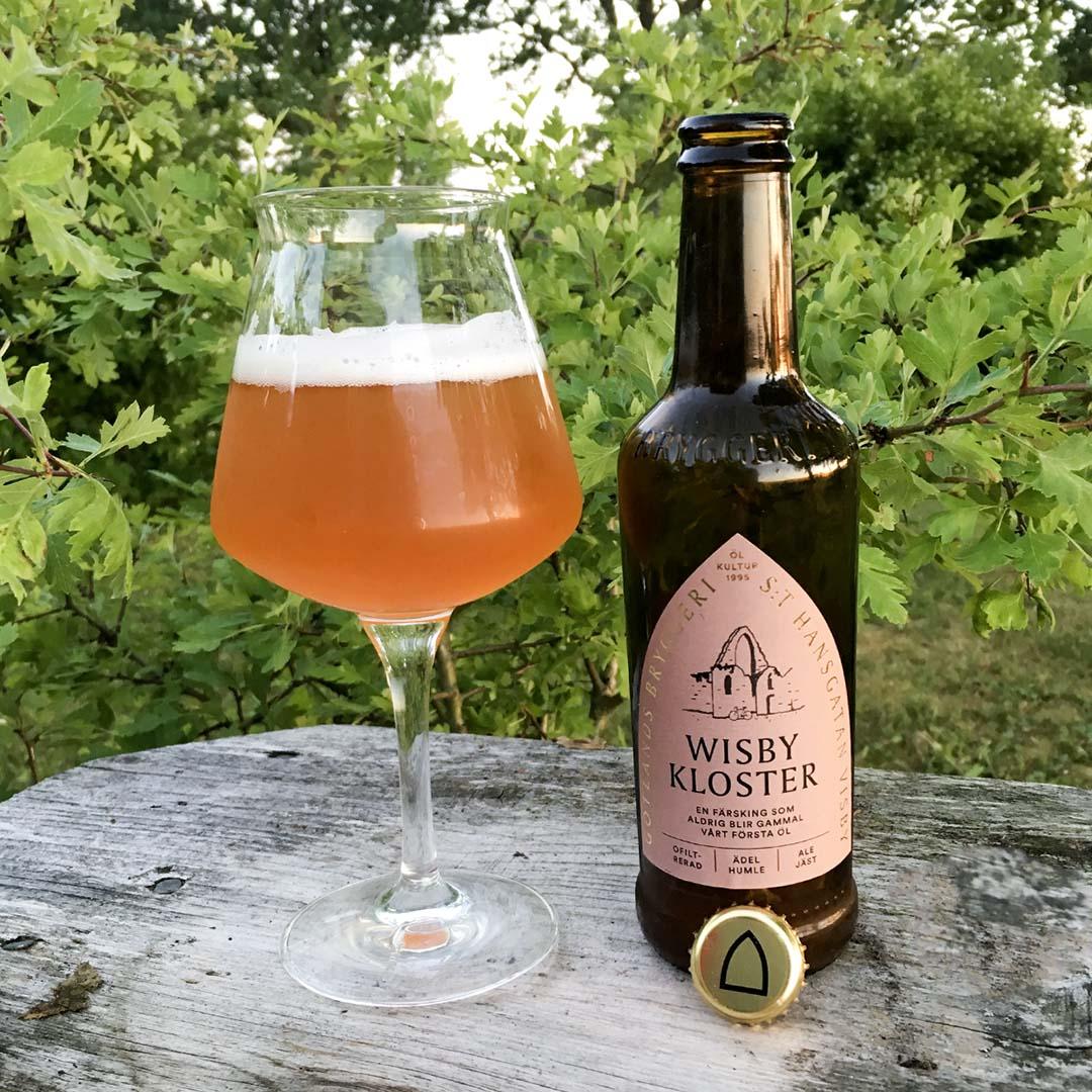 Wisby Kloster från Gotlands Bryggeri är välsmakande öl. Men den förändrar inte världen.