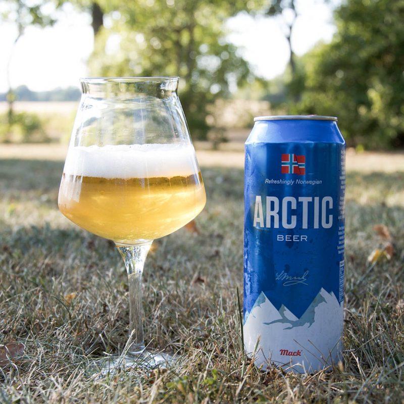 Arctic Beer från Mack är den norska ölen som överraskar mig. Fast inte helt.