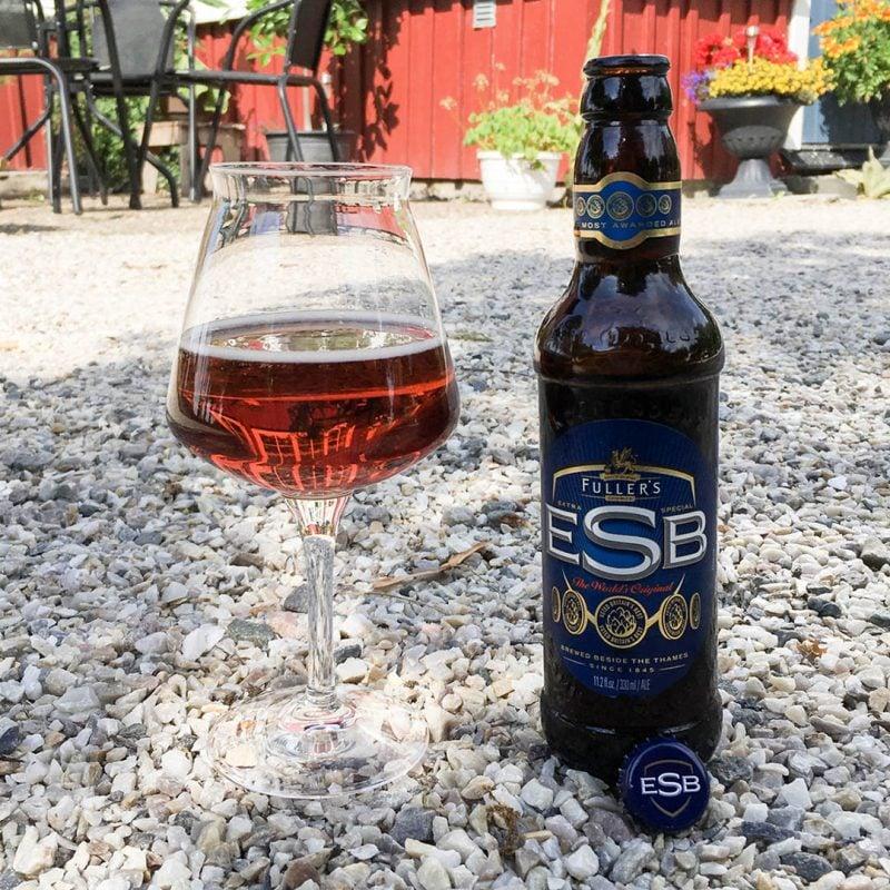 Fuller's ESB är ölen med stolthet i doft och smak. Balanserad och välsmakande.