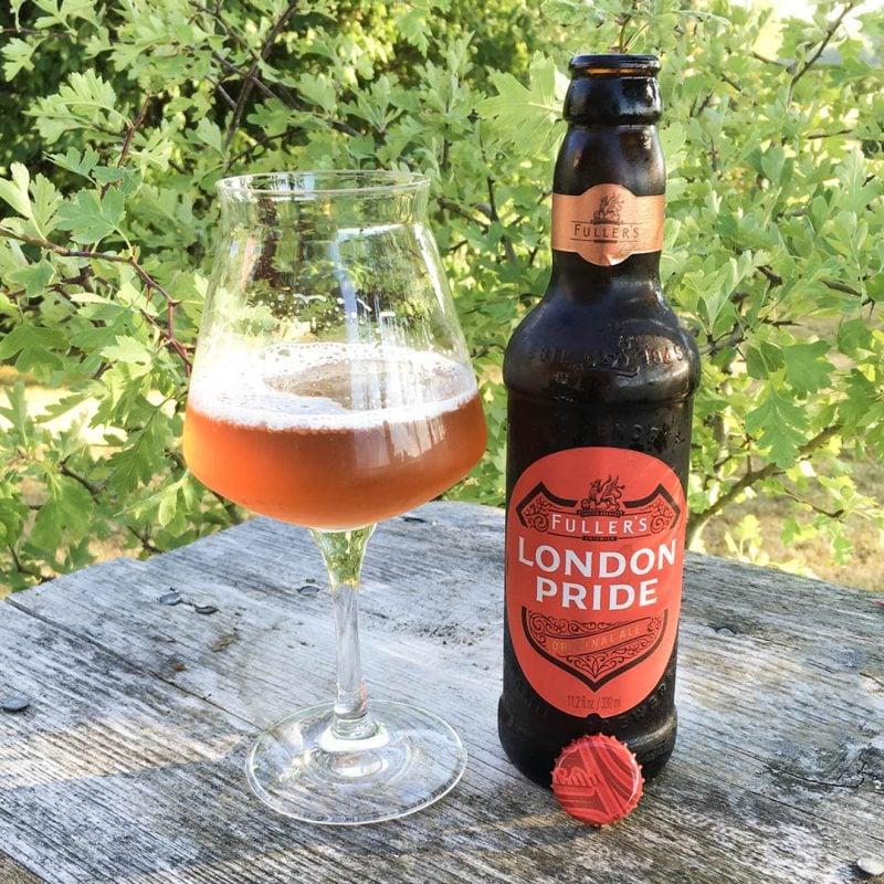 Fuller's London Pride är lättsam och lättdrucken öl men inget som sticker ut.