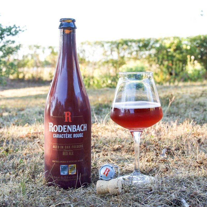 Rodenbach Caractère Rouge är fantastiskt syrlig fruktbomb på flaska.