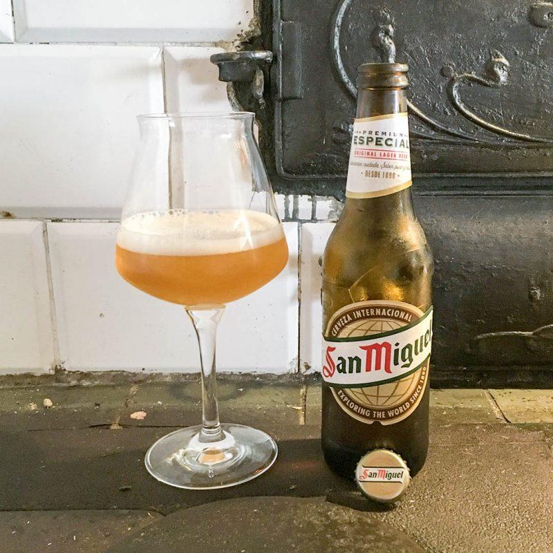 San Miguel är ölen med tunn och vattnig smak, som lämpar sig bäst att dricka i sitt hemland.