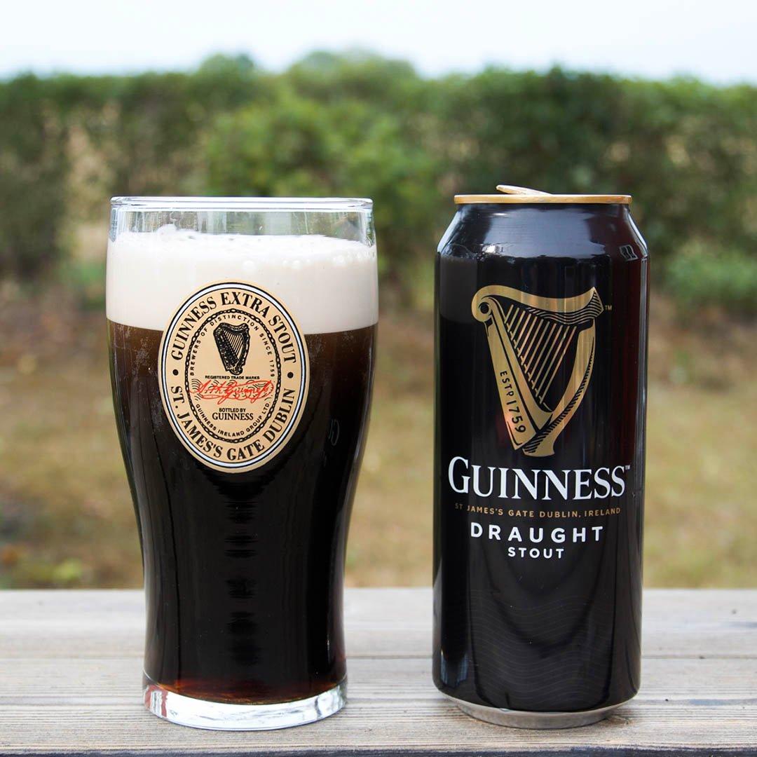 Guinness Draught var min första upplevelse av ölstilen stout. Då tyckte jag den var härligt mäktig, kraftfull och komplex.