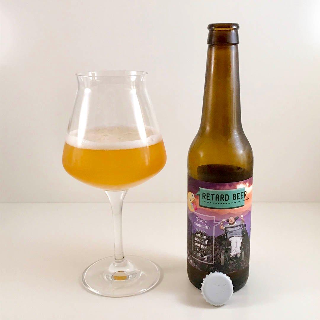 Retard Beer - Vem är det som är retard egentligen? Är doften och smaken retard?
