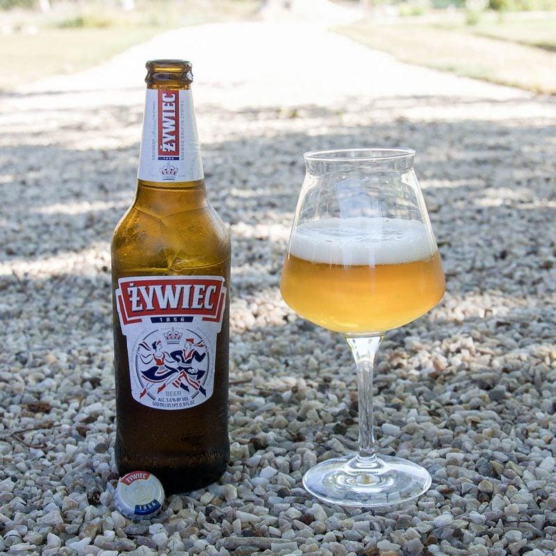 Żywiec Jasne Pełne är det polska ölet som inte imponerar alls. Inget jag köper igen helt enkelt.