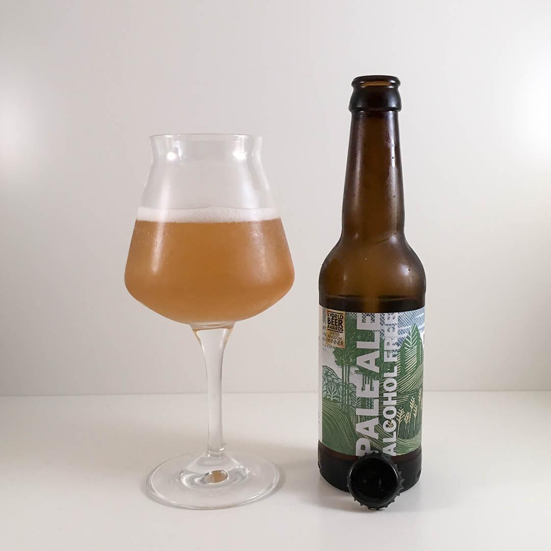 Big Drop Pale Ale Alcohol Free - To drink. not to be drunk. En alkoholfri öl helt enkelt.