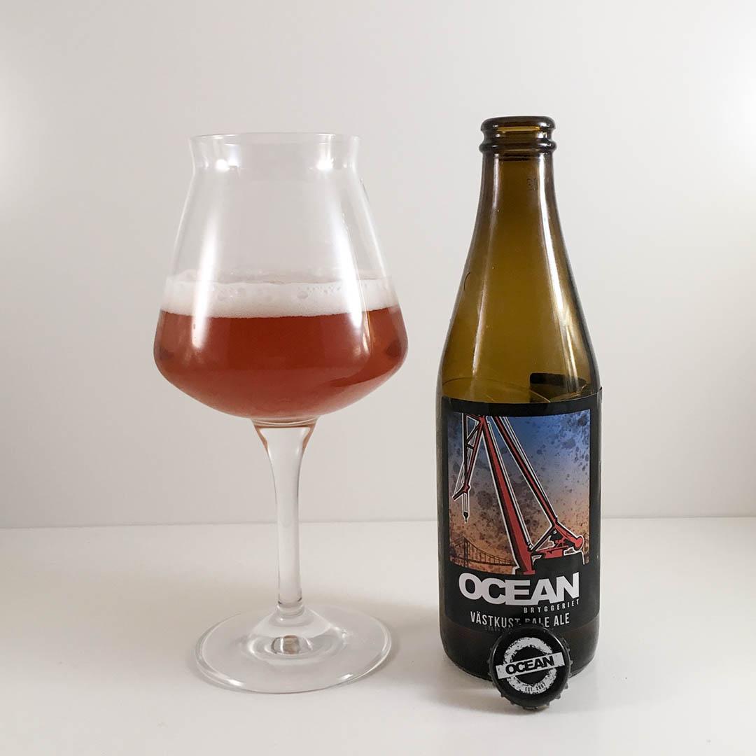 Oceanbryggeriet Västkust Pale Ale doftar och smakar karamell. Vad tycker jag om det egentligen?